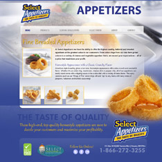 Select Appetizers