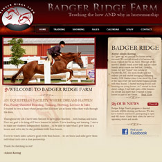 Badger Ridge Farm